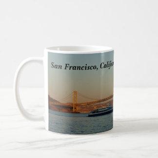 Bay Bridge & Yerba Buena Island #4 Mug