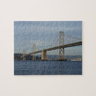 Bay Bridge & Yerba Buena Island Jigsaw Puzzle