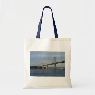 Bay Bridge & Yerba Buena Island Tote Bag