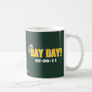 BAY DAY! - Green Bay Football Coffee Mug