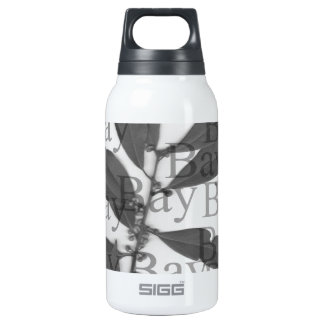 Bay Grey Insulated Water Bottle