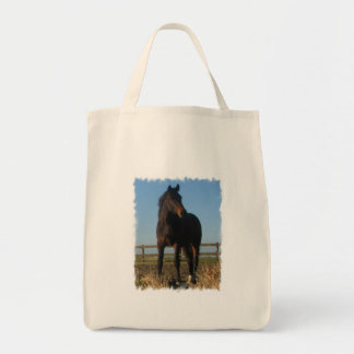 Bay Horse Grocery Tote Bag