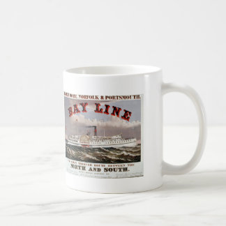 Bay Line - The Great Through Line Coffee Mug