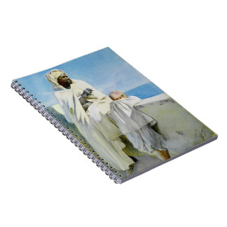 Bay of Algiers 1887 Notebooks
