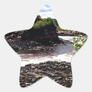 Bay of Fundy Star Sticker