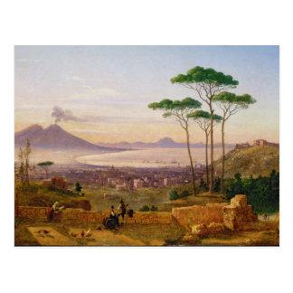 Bay of Naples Postcard