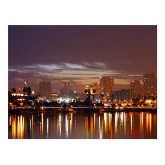 Bay, San Diego Postcard