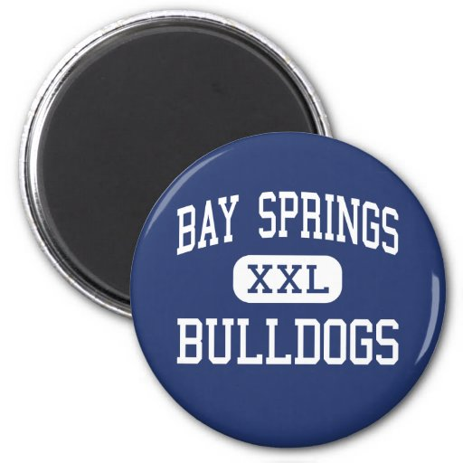 Bay Springs Bulldogs Middle Bay Springs Magnets