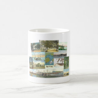 Bay St. Louis Collage Coffee Mug