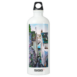 Bay view custom traveller bottle