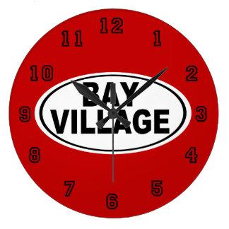Bay Village Ohio Large Clock