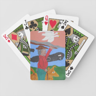 Bay Watcher Playing Cards