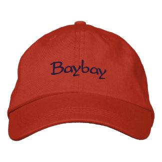 Baybay Embroidered Baseball Caps