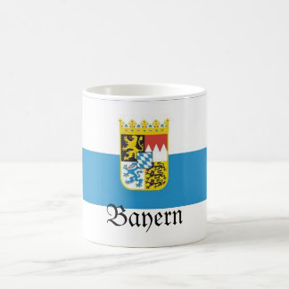 Bayern Flag Bavaria Coffee Mug