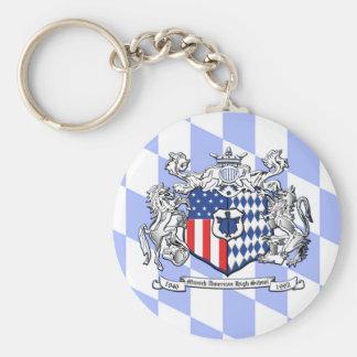 Bayern MAHS Crest Keychain