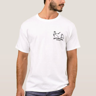 BAYESIAN NINAJ AND QUAIL Friend T-Shirt