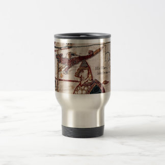 Bayeux Tapestry Banner Travel Mug