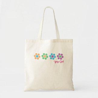 Bayflower Yoga Tote Bag
