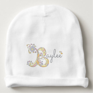 Baylee or your own B name baby girl beanie Baby Beanie