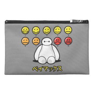Baymax Emojicons Travel Accessories Bag