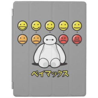 Baymax Emojicons iPad Cover