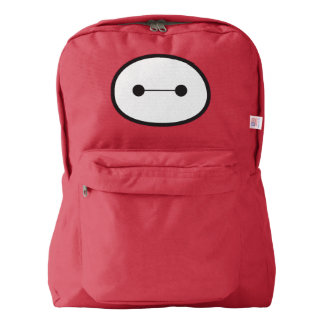 Baymax Face Outline Backpack