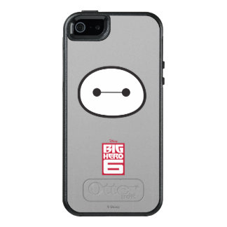 Baymax Face Outline OtterBox iPhone 5/5s/SE Case