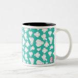 Baymax Green Classic Pattern Coffee Mug