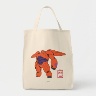 Baymax Orange Suit Tote Bag