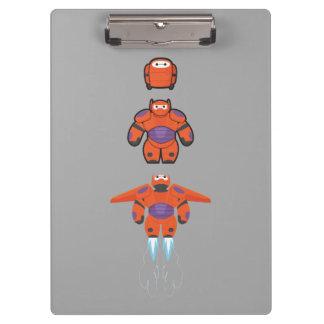 Baymax Orange Super Suit Clipboard