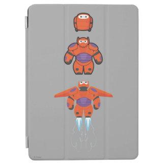 Baymax Orange Super Suit iPad Air Cover