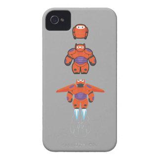 Baymax Orange Super Suit iPhone 4 Case
