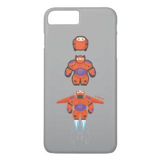 Baymax Orange Super Suit iPhone 7 Plus Case