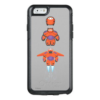 Baymax Orange Super Suit OtterBox iPhone 6/6s Case
