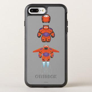 Baymax Orange Super Suit OtterBox Symmetry iPhone 7 Plus Case