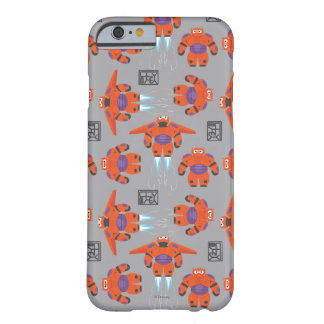 Baymax Orange Supersuit Pattern Barely There iPhone 6 Case