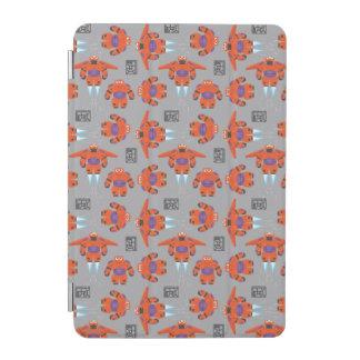 Baymax Orange Supersuit Pattern iPad Mini Cover