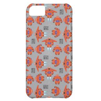Baymax Orange Supersuit Pattern iPhone 5C Case