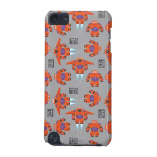 Baymax Orange Supersuit Pattern iPod Touch (5th Generation) Covers