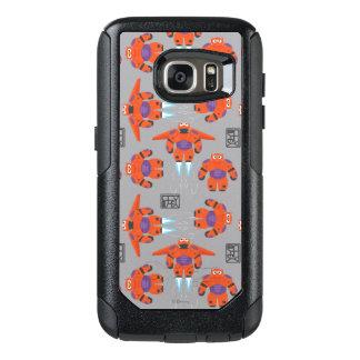 Baymax Orange Supersuit Pattern OtterBox Samsung Galaxy S7 Case