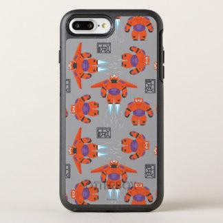 Baymax Orange Supersuit Pattern OtterBox Symmetry iPhone 7 Plus Case