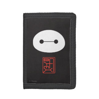 Baymax Seal Trifold Wallet