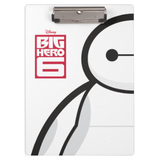 Baymax Standing Clipboards