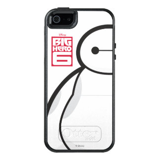 Baymax Standing OtterBox iPhone 5/5s/SE Case