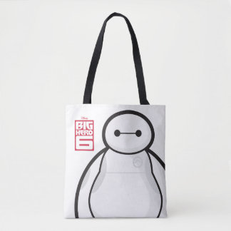 Baymax Standing Tote Bag