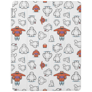 Baymax Suit Pattern iPad Cover