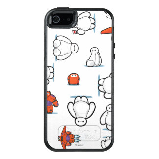 Baymax Suit Pattern OtterBox iPhone 5/5s/SE Case