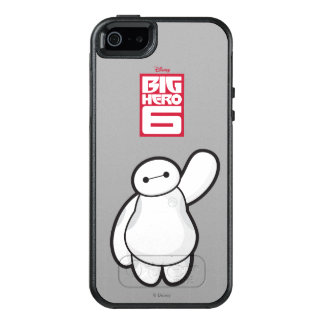 Baymax Waving OtterBox iPhone 5/5s/SE Case