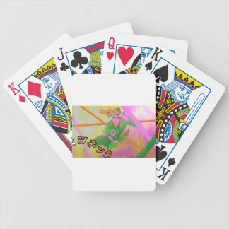 Bayonetta Printed Bicycle Playing Cards