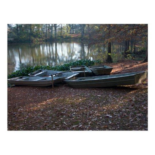 Bayou Boats Postcard